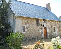 3 bedroom gite in the Maine et Loire