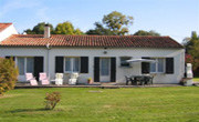 3 bedroom gite Charente