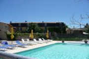 B&B and self-catering with swimming pool